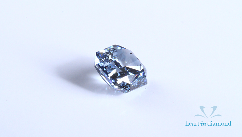 White-radiant-cut-diamond-with-blue-tint