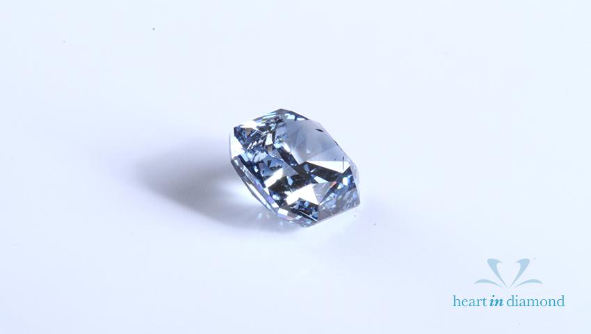 White-radiant-cut-diamond-with-blue-tint