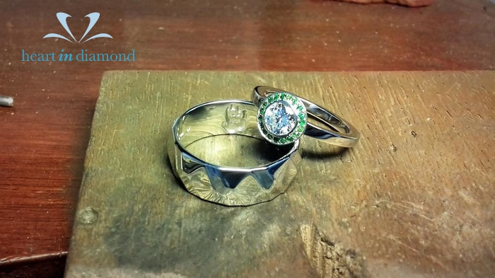 Lorna's rings