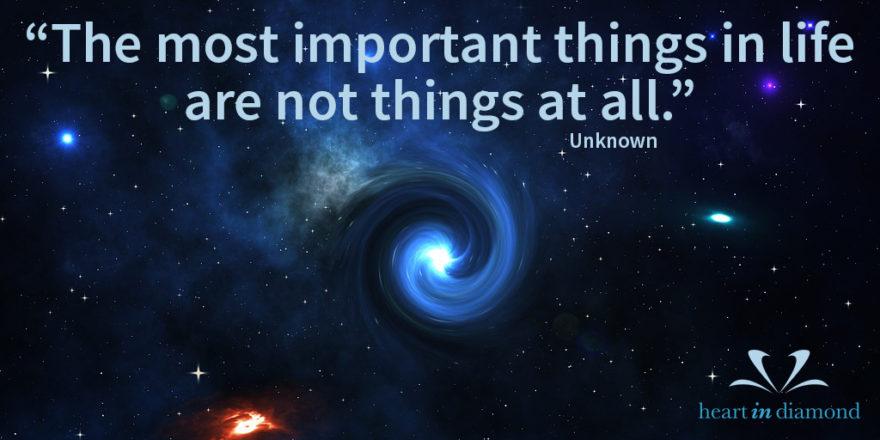 quote heartndiamond unknown